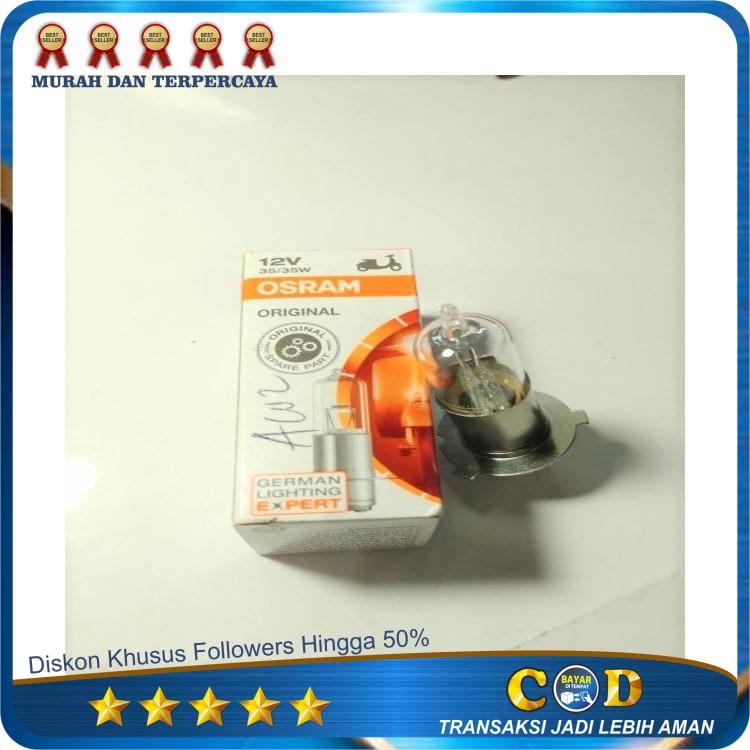 Bohlam Lampu Depan Tiger&GL Pro&Supra X Lama&GL Max&Rxk&Rxz Osram 35W / Original-085