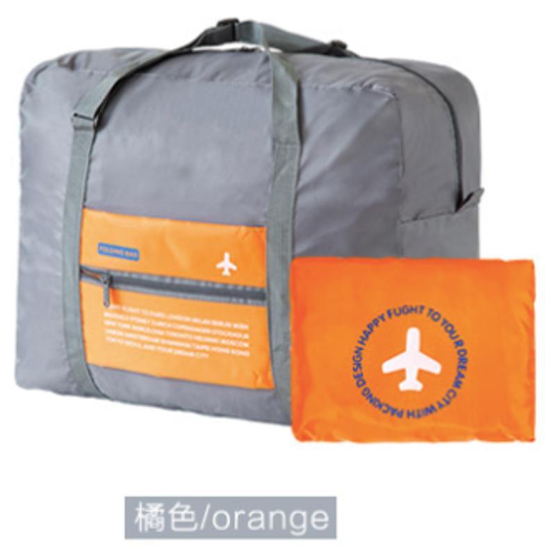 DIngdong Shop - HAND CARRY TAS LIPAT / FOLDABLE TRAVEL BAG / KOPER LUGGAGE ORGANIZER