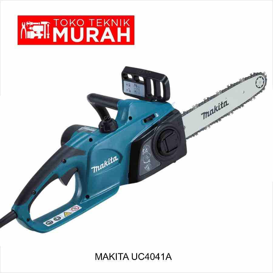 Makita UC4041A Gergaji Mesin Elektrik UC 4041 A Chain Saw Rugged