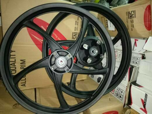 Velg Racing Yamaha Mx New Dobble Cakram Merek Rossi