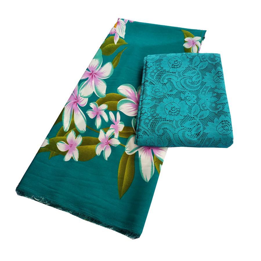 kanaya - setelan kain satin bali lembaran motif jepun dan brokat lembaran bahan kebaya wisuda kebaya pengantin kebaya modern