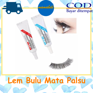 MB Lem Bulu Mata Palsu Eyelash Glue Waterproof thumbnail