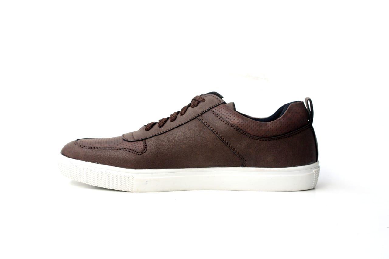 Sepatu Casual Pria Black Master Geox / Formal / Sneakers / Kets Cowok Termurah / Original Handmade