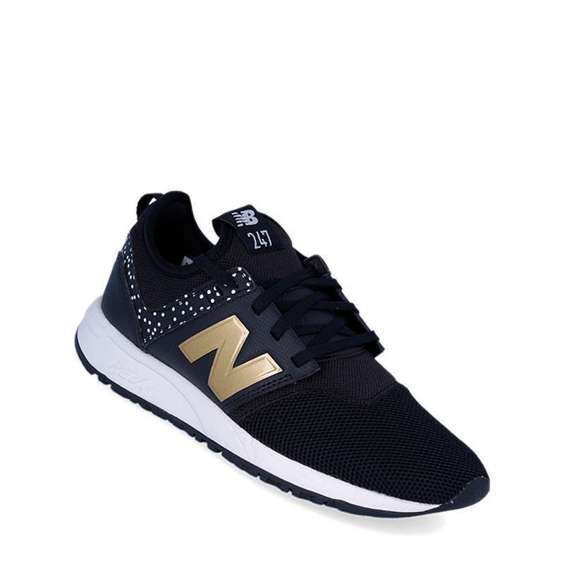 New Balance 247 V1 Sepatu Wanita - Hitam