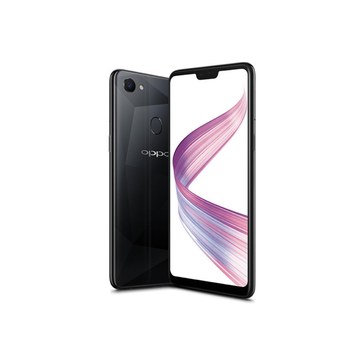 Jual Handphone Oppo Terbaru F1s Plus Ram 4gb Bekas F7 Smartphone 64gb Black Face Unlock Al
