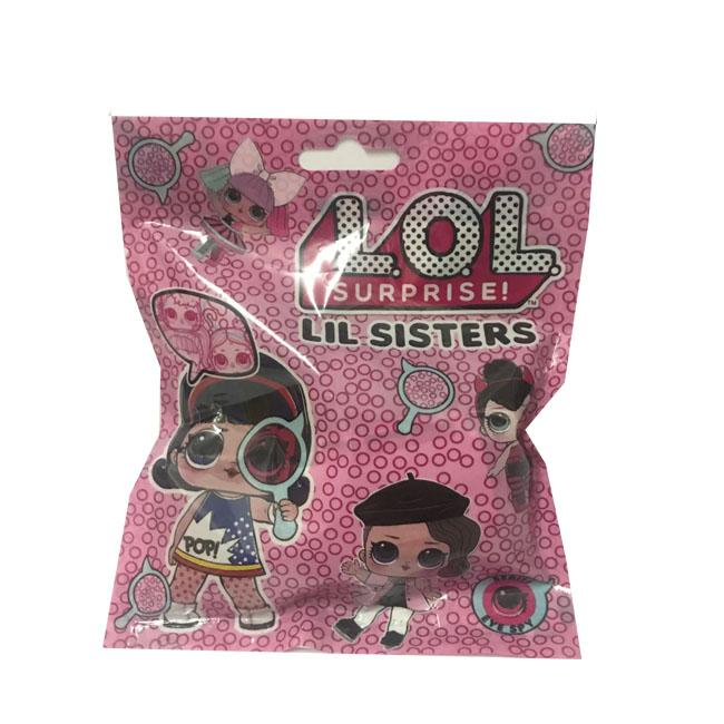 Cannies Mainan Terlaris Lol Surprise Sachet Replica Lil Sister By Cannies Stores Id.