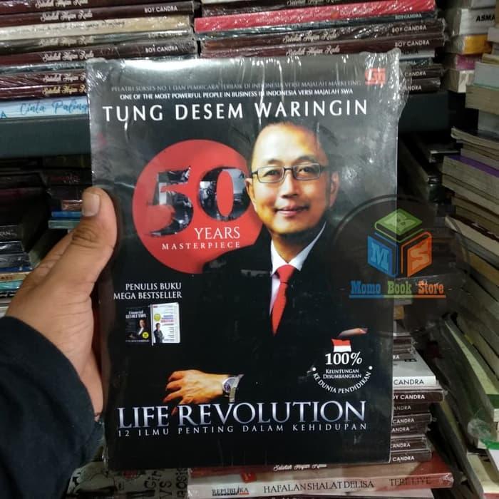 Buku Life Revolution By Tung Desem Waringin