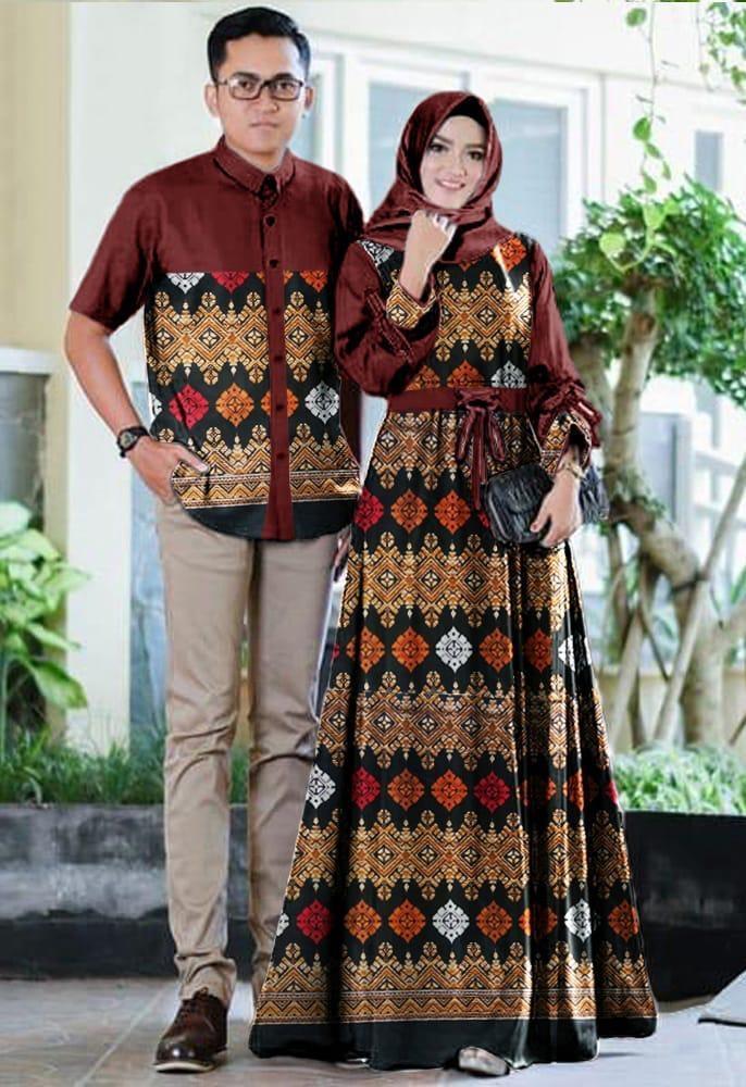 couple jada / couple batik / couple muslim / batik / batik muslim / couple modern