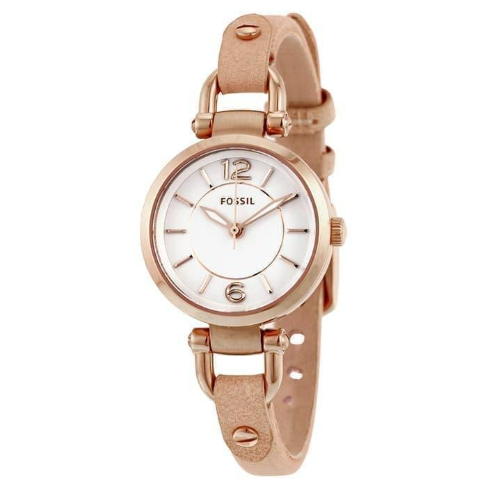 jam tangan wanita fossil ES3745 Ori Jam Tangan Wanita Murah Anti air original baby g terbaru branded yang lagi trend