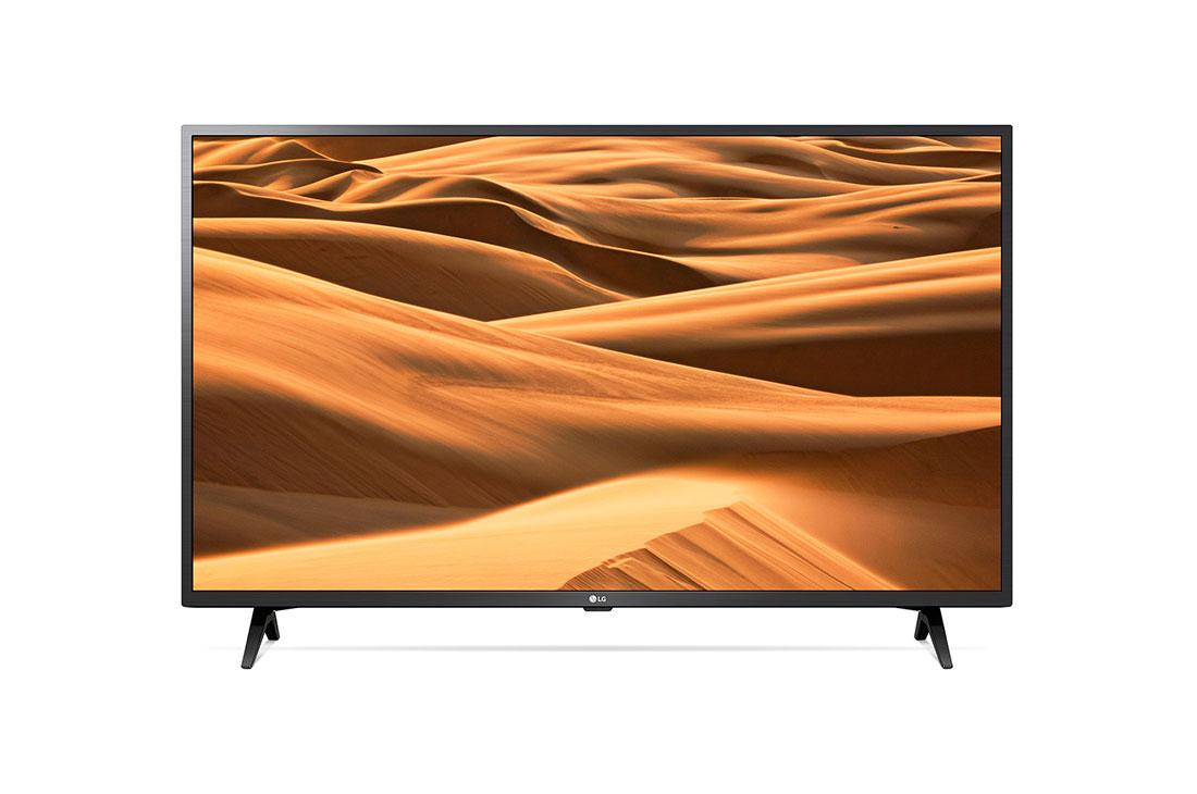 "LG LED TV 50"" 50UM7300 – Hitam - Khusus Jadetabek"