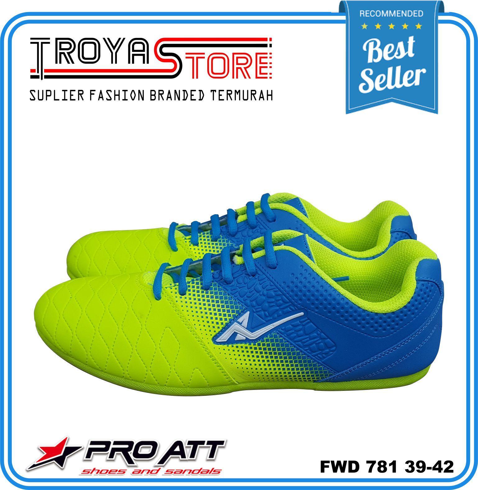 TROYASTORE - PRO ATT Sepatu FUTSAL Pria Murah Berqualitas FWD781 Original  Branded Pria dan Wanita   e589c086c7