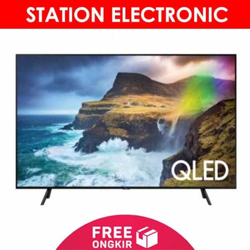 SAMSUNG Flat QLED 4K Smart LED TV 49 - QA49Q70R - Khusus JABODETABEK