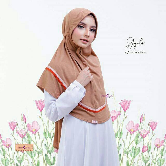 HARGA PROMO!!! Jilbab Instan Aqila by Emmaqueen