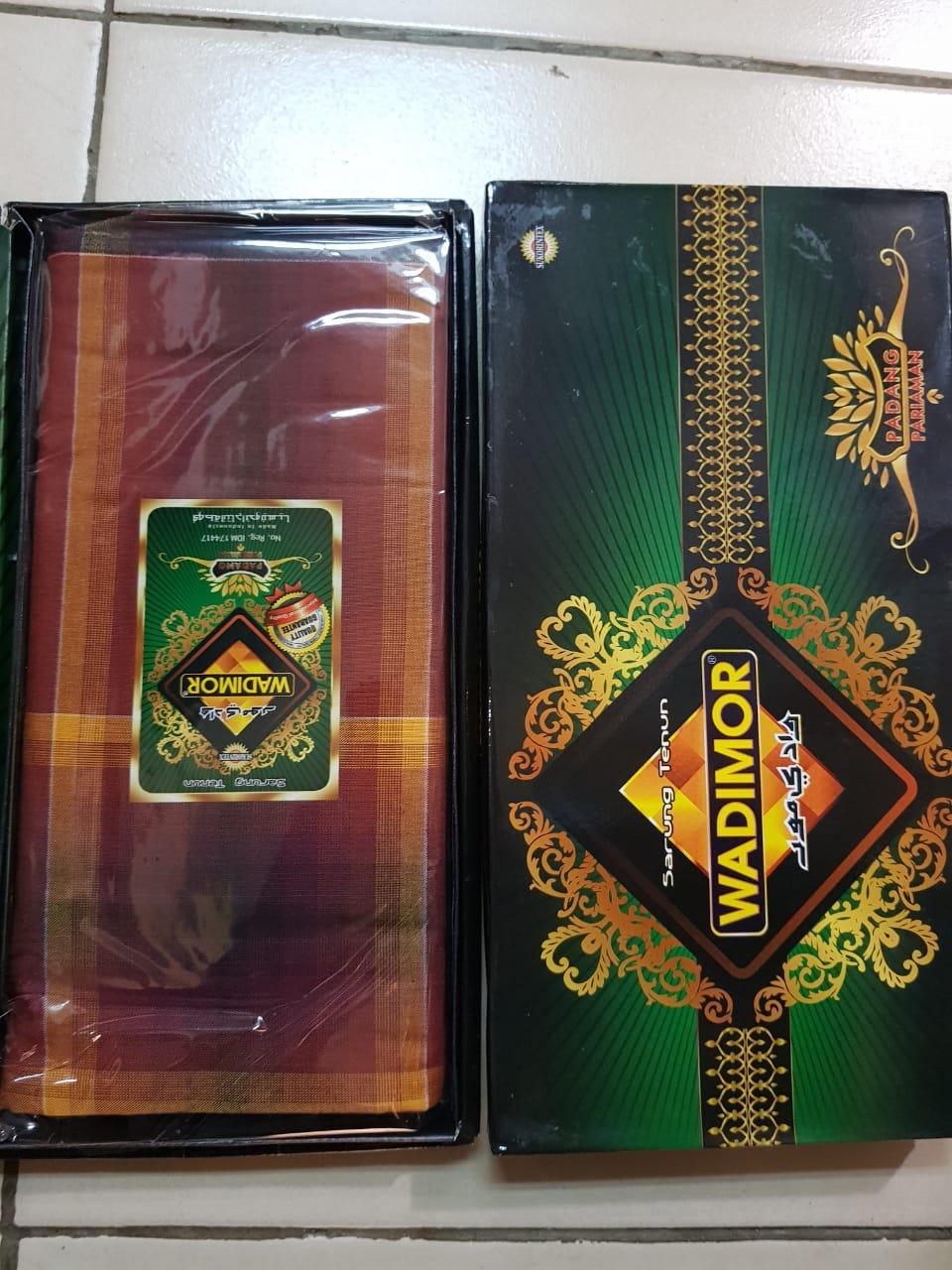 Sarung wadimor bahan lembut dan halus murah Tersedia juga sarung wadimor / sarung rubat / gajah 7000 made in indonesia / sarung sholat / sarung favorit 500 / gajah turis