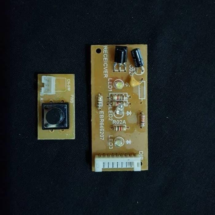 Sensor remote ac LG inverter Hercules mini / TBTSd3097