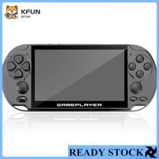 Kfun [Bảng Điều Khiển Trò Chơi] X9 Cộng Với 16G Cầm Tay Trò Chơi PSP Bảng Điều Khiển Trò Chơi 5.1 Inch Màn Hình Lớn Cầm Tay 128-Bit Arcade, Hơn 10,000 Miễn Phí Vận Đồ Chơi Trò Chơi Cho Trẻ Em 037