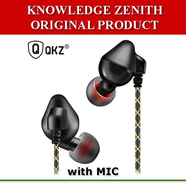 Knowledge Zenith Piston In-Ear Earphone with Mic QKZ-QF2