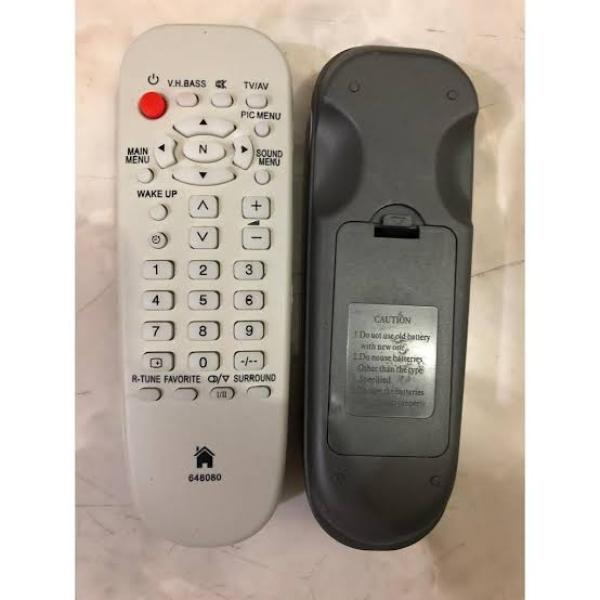 REMOTE TV PANASONIC TABUNG 648080