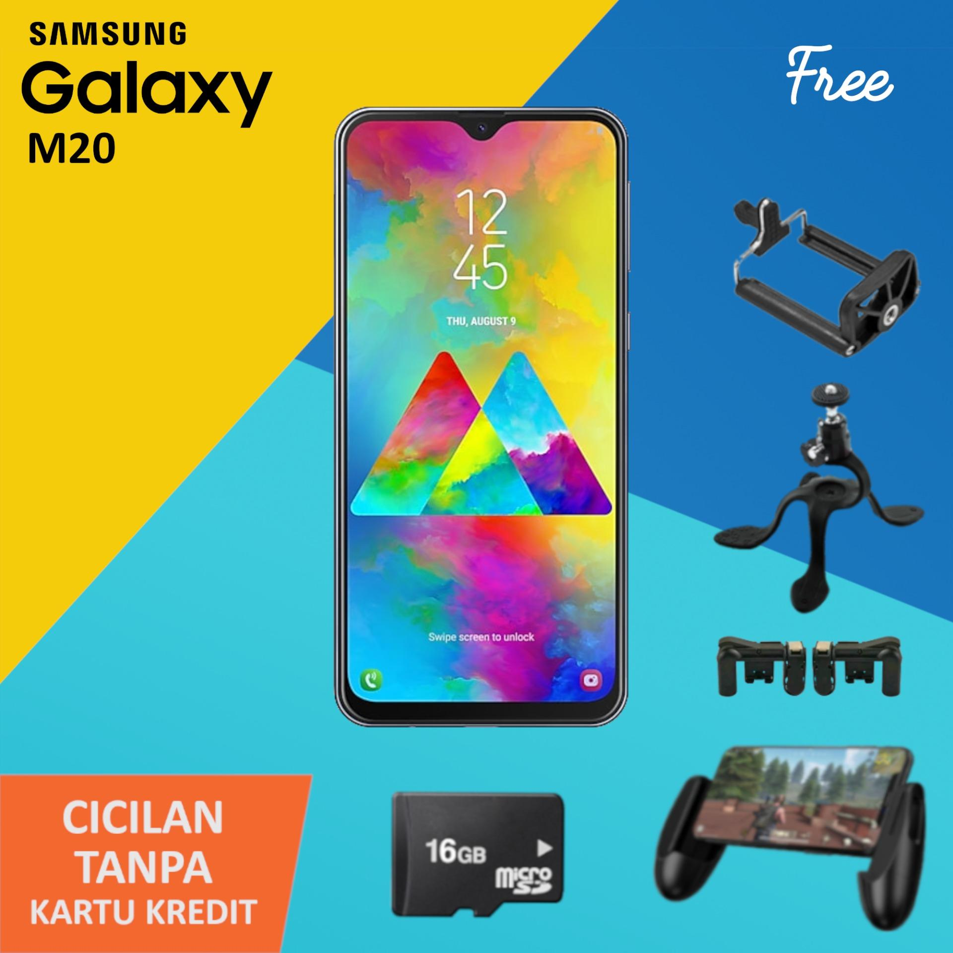 Samsung Galaxy M20 Octa-Core 5000mAh Fast Charging + Free Special Gift