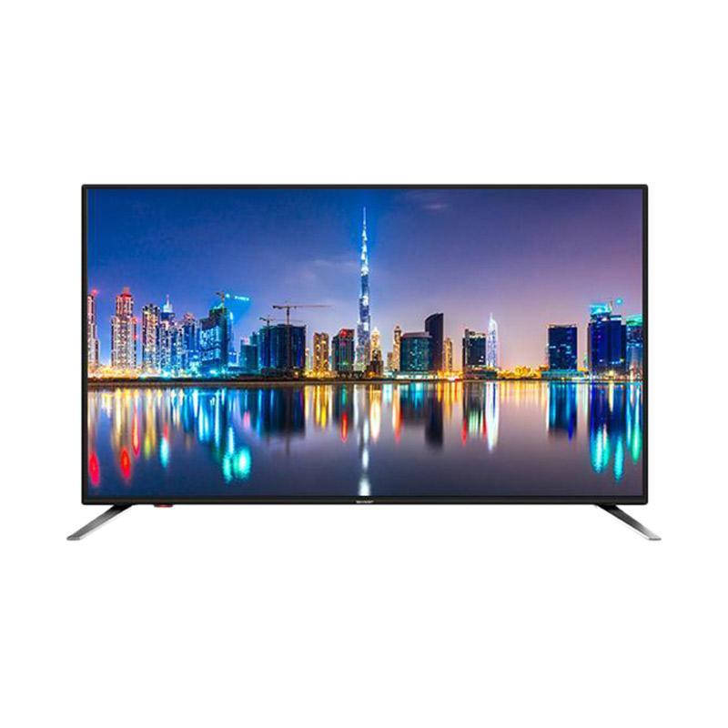 SHARP 2TC50AD1I Full HD DVB T2 LED TV [50 Inch]