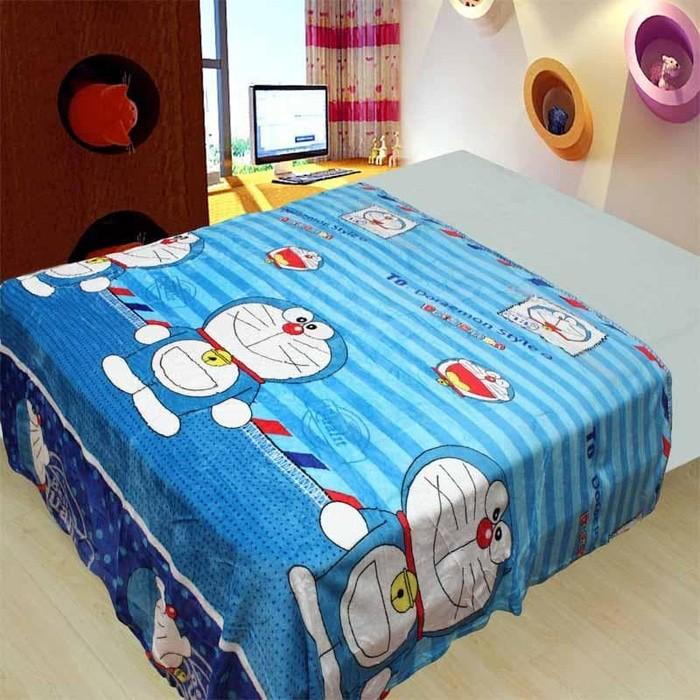 PROMO Selimut Murah / Selimut Karakter / Selimut Doraemon - Bonus Tas - jRPTnPGv