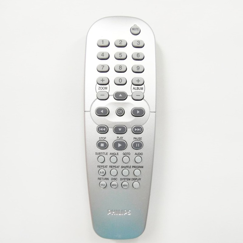 REMOT REMOTE DVD PHILIPS ORIGINAL TERLARIS TERMURAH
