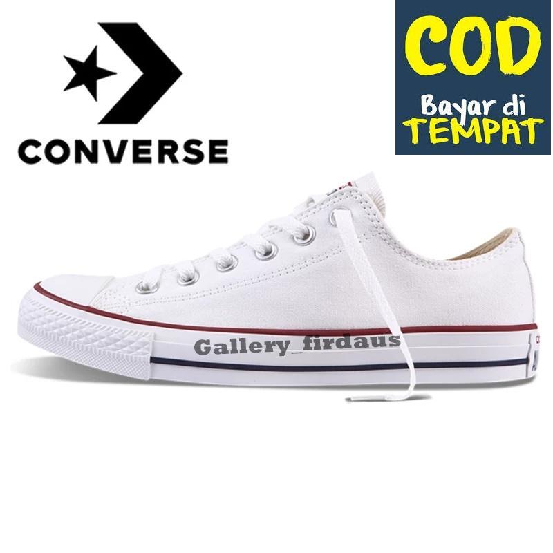 The Best ConVerse1992 New Original All Star Sepatu Sekolah Canvas Shoes Women's And Man's Dilan Milea Sneakers Low Classic Termurah ChUckTailor Skateboarding Shoes