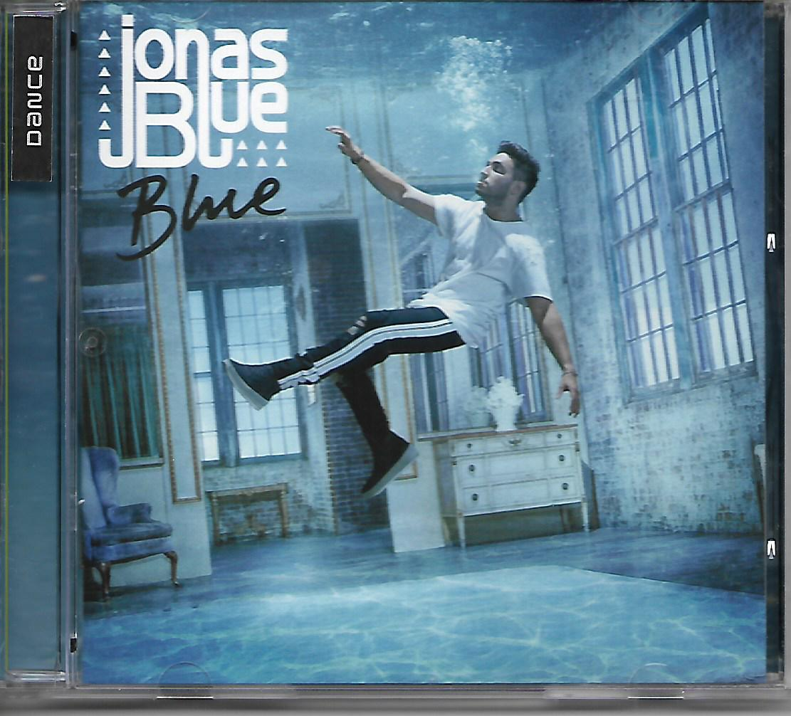 Cd Jonas Blue Blue By Et 45 Music Store.