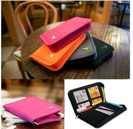 Modis Pasport Bag Tas Passport Travel Organizer Wallet Card Atm Dompet Paspor By Igrosir.