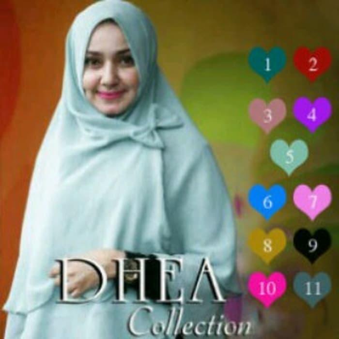 Jilbab, Hijab Syari, Jilbab Syari, Khimar Dhea Pita, Kerudung Syari / Dza Laris Fashion By Dza Laris Fashion.