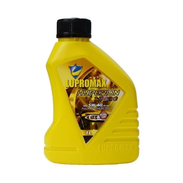 Lupromax Hyperion 7000 5W40 Oli Mobil - 1 liter