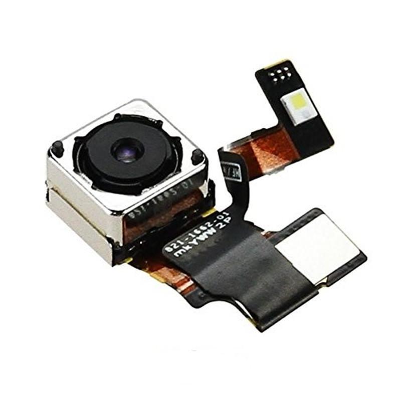 Kembali Belakang Kamera untuk IPhone 5 A1428 A1429 A1442 8 MP Autofocus LED Flash Cam Reverse Camera Back Camera-Internasional