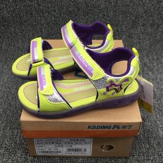 Karting Trẻ Em Giày Chính Hãng Và Mùa Hè Bao Chàng Trai Sandal Thời Trang Giản Dị Trẻ Em Giày Bãi Biển Mềm Mã Đặc Biệt thumbnail
