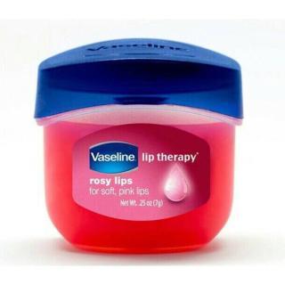 MAOgaleri Vaseline Lip Therapy Pelembab Kulit Pelembab Bibir Lipbalm BPOM Kecantikan 7gr UN012 thumbnail