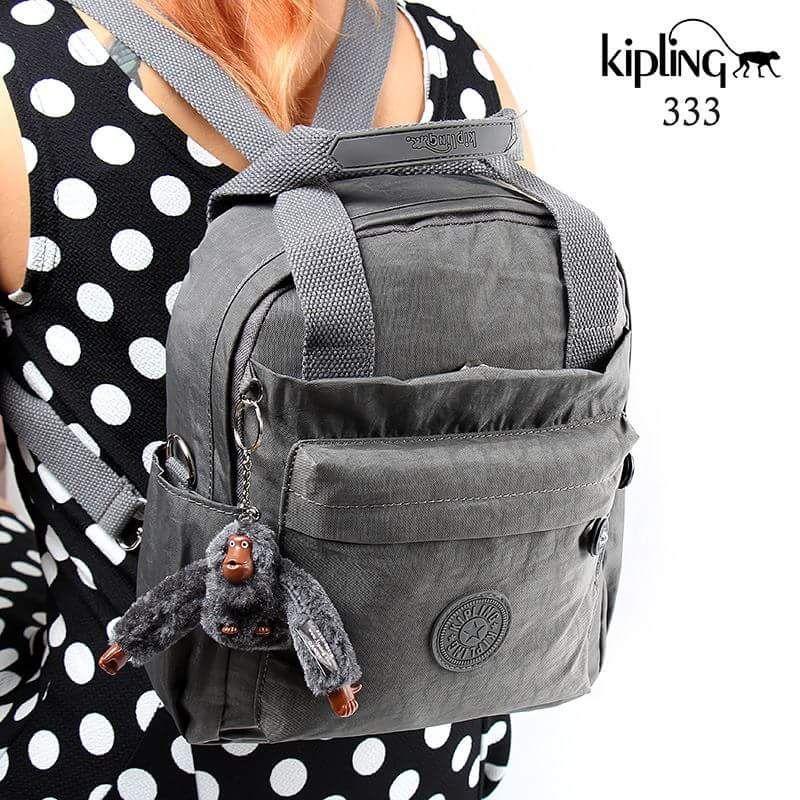 Selempang Ransel Kipling 333 Multifungsi - Tas Fashion Wanita Bag Cewek Impor