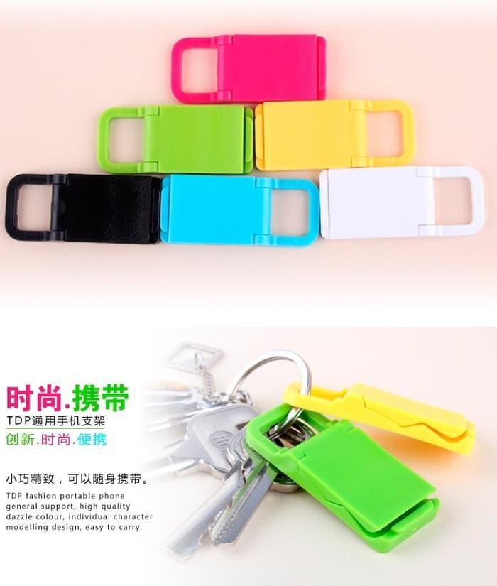 TOKO49 - Stand hp handphone bisa dilipat Phone Holder folding murah