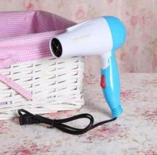 [BISA BAYAR DI TEMPAT] ORIGINAL 100% PROMO TERMURAH HAIR DRYER TYPE 1920 500W CONSTANT TEMPERATURE 60 C BISA DILIPAT Hairdryer mini murah Pengering rambut termurah Foldable hair dryer thumbnail