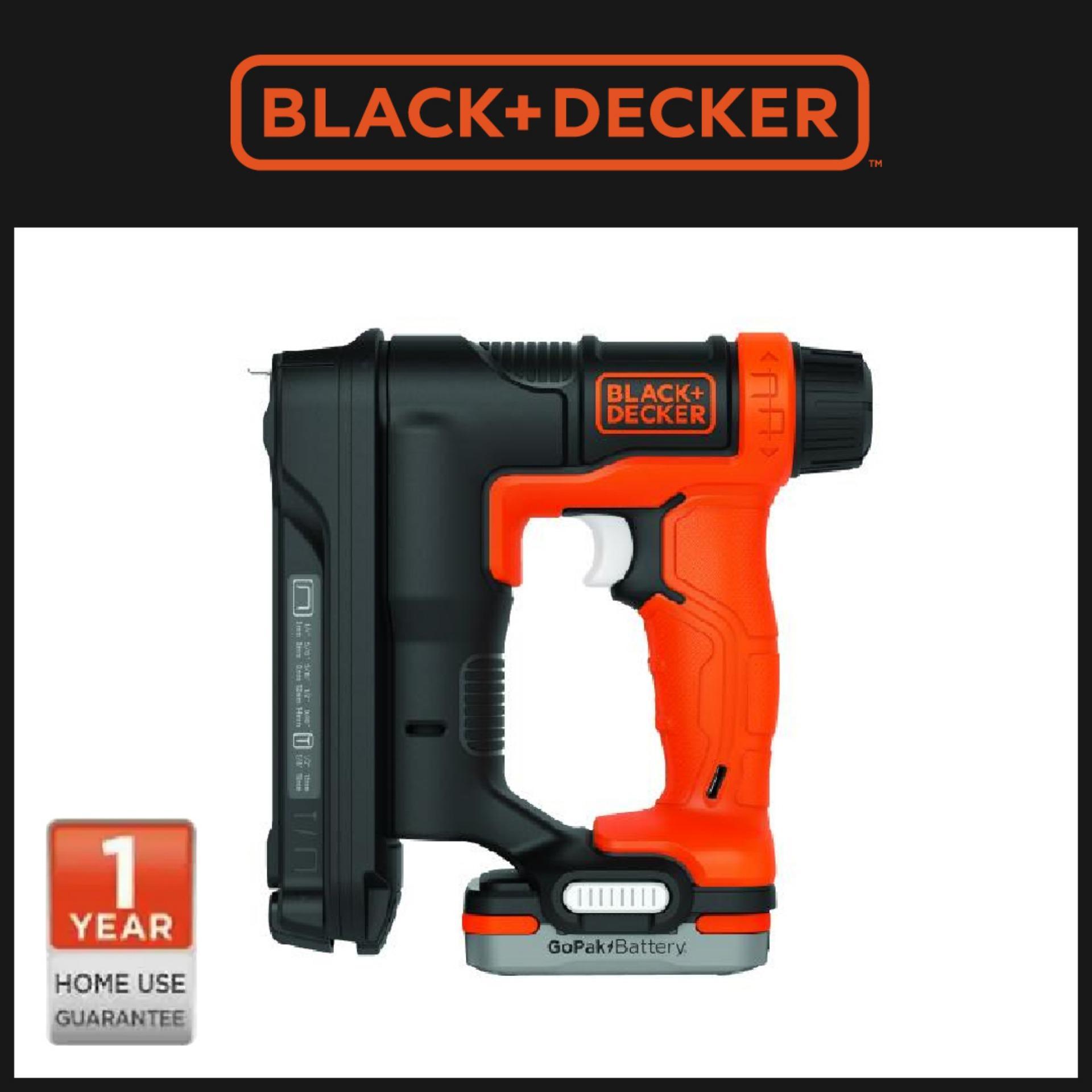Black + Decker GoPak Stapler Bare Cordless 12V (BDCT12UB-B1)