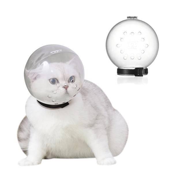 IWFRVU Cửa Hàng 1 Miếng Nhai Phục Hồi, Rọ Mõm Điều Chỉnh Mui Xe, Thoáng Khí Ngăn Chặn Mèo
