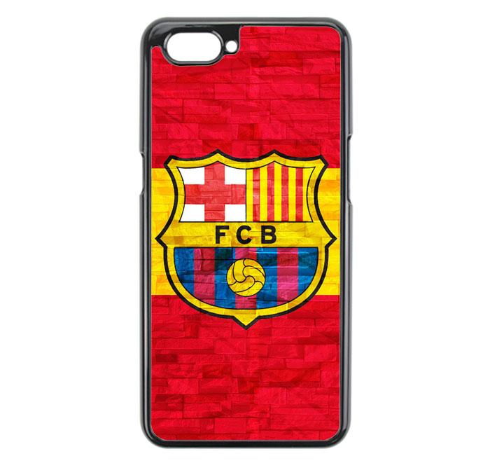 Casing For Oppo A3S BARCA Football Club E1443