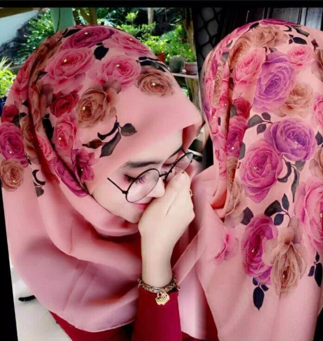 Hafiza Collection - Jilbab Pasmina Umama Printing I Pashmina Umama Printing I Jilbab Bella Umama Printing I Keudung Umama Printing I Hijab Umama Printing I Kerudung Umama Printing
