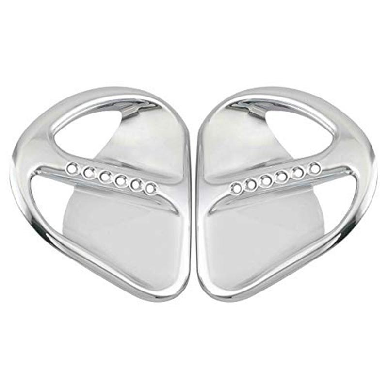 Motorcycle Motorbike Fairing Air Intake Accent Grille Vent for Honda Goldwing Gl1800 2001-2011