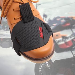 Bọc Bảo Vệ Giày Chống Trượt Cầm Tay Màu Đen Bọc Bảo Vệ Chân Cho Cần Số Xe Máy Bảo Vệ An Toàn Chống Trượt thumbnail