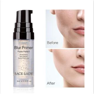BISA COD - Sace Lady Blur Primer Natural Base Make Up Primer Longlasting 6ml thumbnail