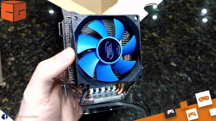 Best Seller FAN PROCESSOR ICE EDGE MINI FS 2.0 INTEL DAN AMD