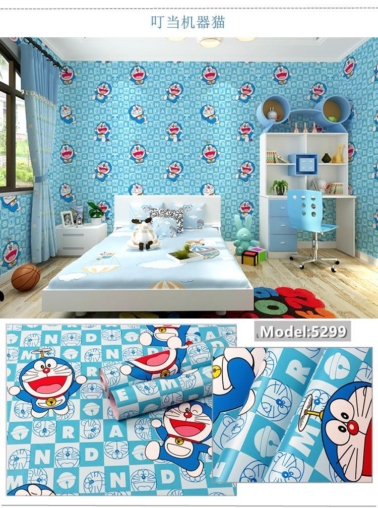 Wallpaper Sticker Dinding minimalis Motif Ukuran 45cm X10meter