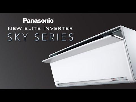 AC Panasonic ELITE Inverter 2PK CS-VU18UKP