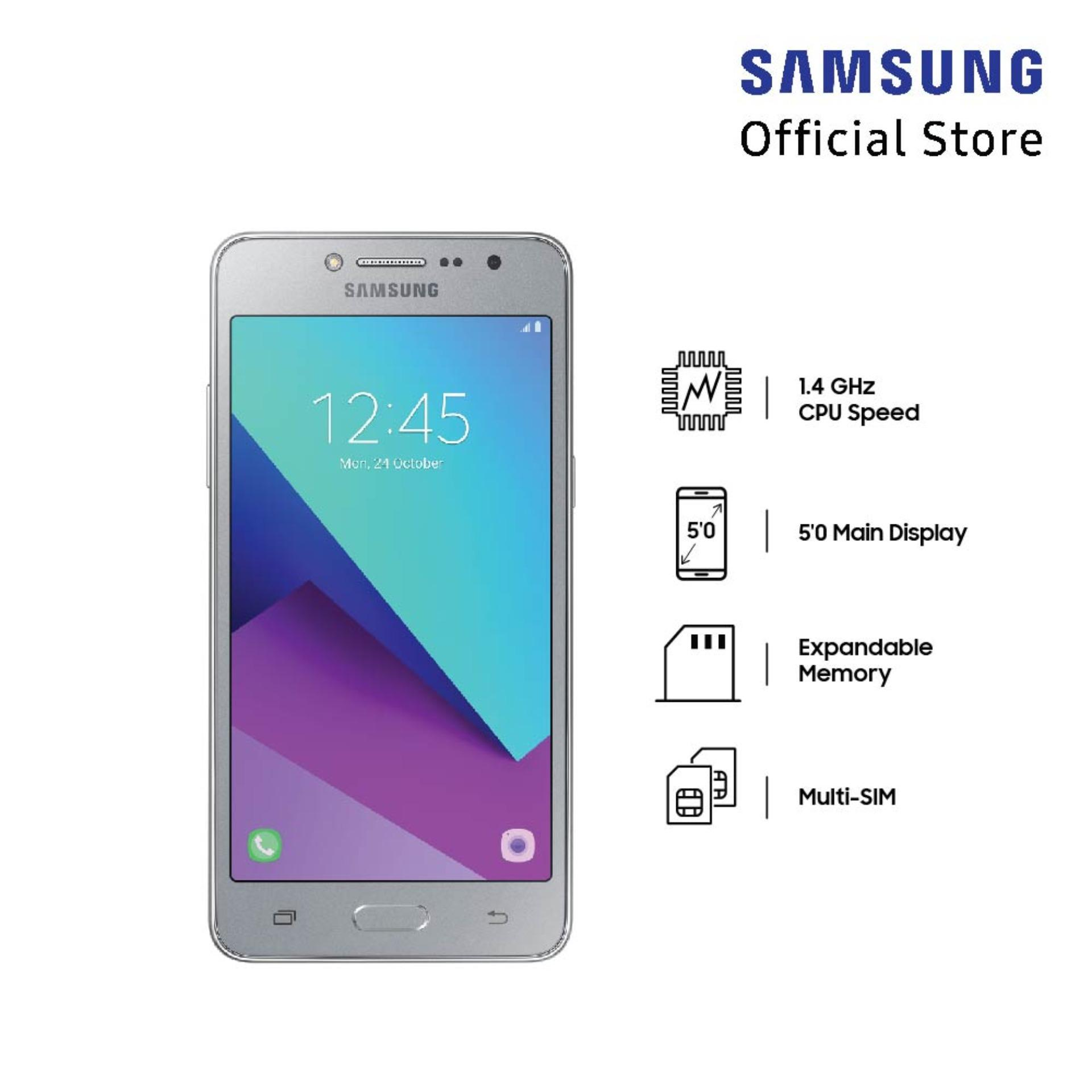 Samsung Galaxy J2 Prime Silver 1.5/8 GB