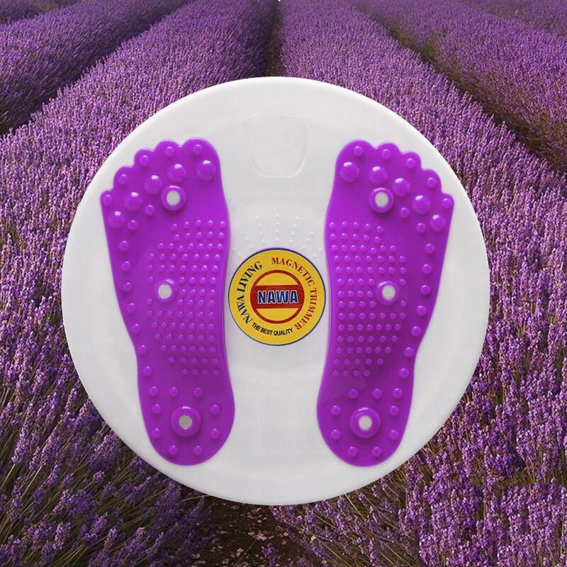 Quincy Home - Alat Pelangsing Tubuh Magnetic Trimmer Jogging Jumbo Body Plate By Quincy Home
