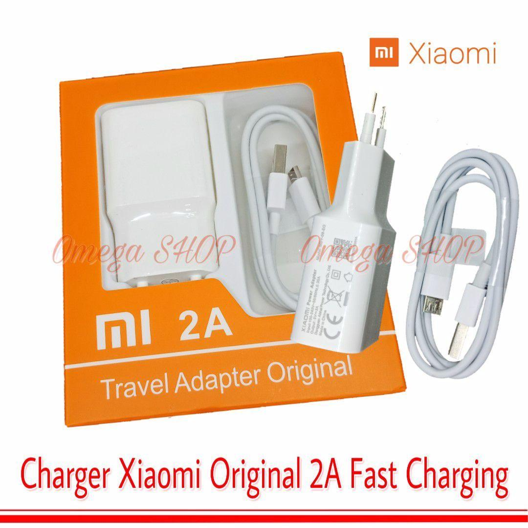Charger Xiaomi Original Fast Charging 2A